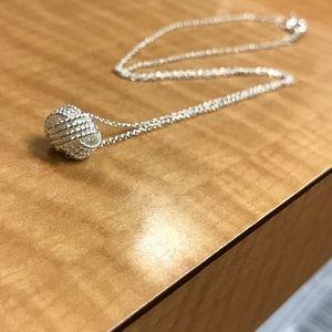 Tiffany & Co. Jewelry - New Tiffany & Co twist knot pendant necklace $160
